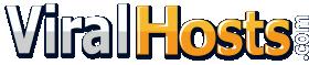 ViralHosts.com Logo